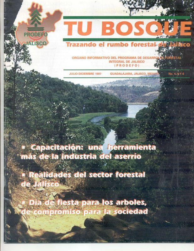 TU BOSQUE 04 al 06 (1998)
