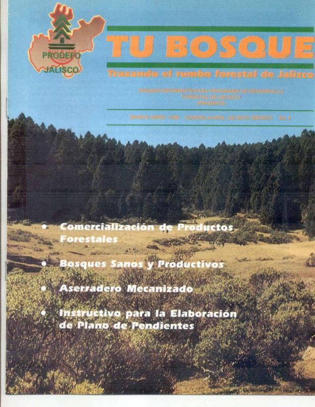 TU BOSQUE 08 1998